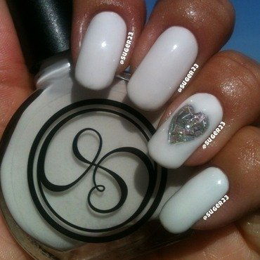 Signet Nails Spotlight Swatch by Genevieve  Clay-Poor