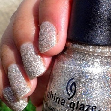 China Glaze I'm not a Lion Swatch by Pinezoe