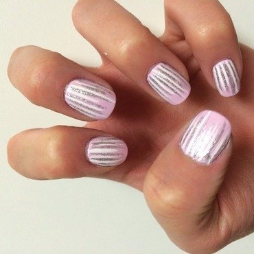 Princess nails  nail art by Svetlana Tsad