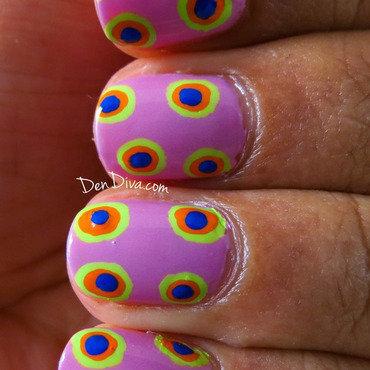 Easter Nails nail art by Madhu DenDiva