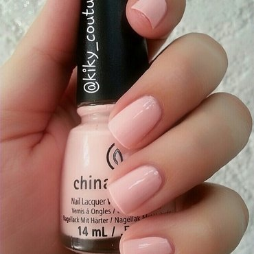 China Glaze Spring In My Step Swatch by Ximena Echenique