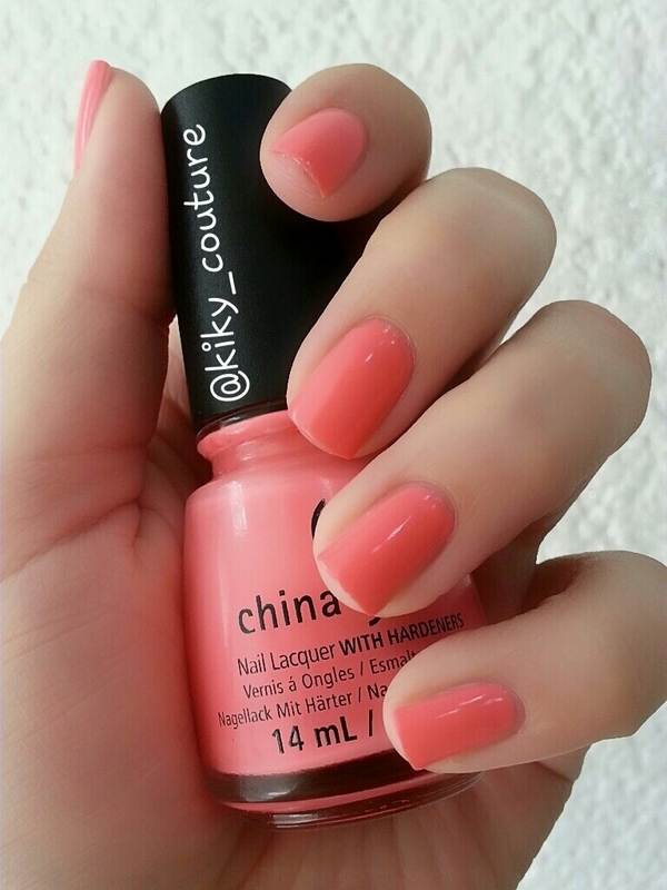 China Glaze Thistle Do Nicely Swatch by Ximena Echenique