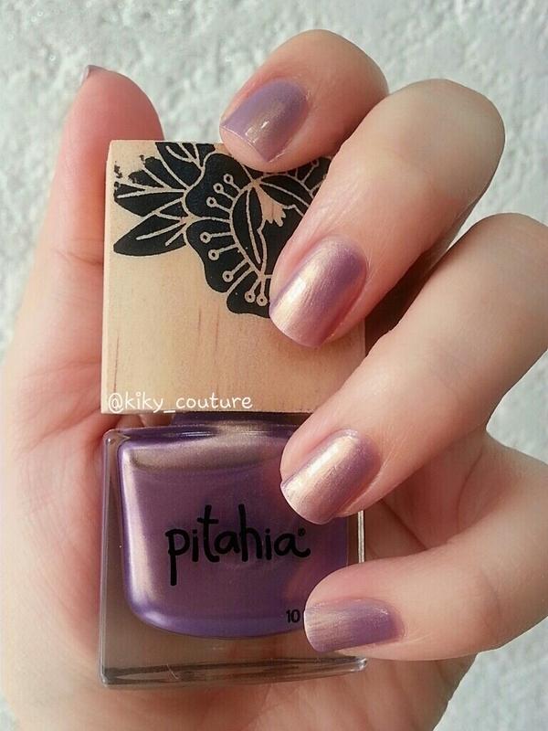 Pitahia Magnolia Swatch by Ximena Echenique