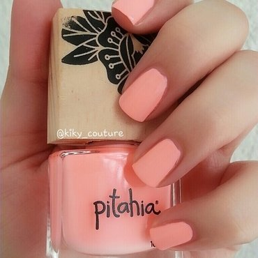 Pitahia Camelia Swatch by Ximena Echenique