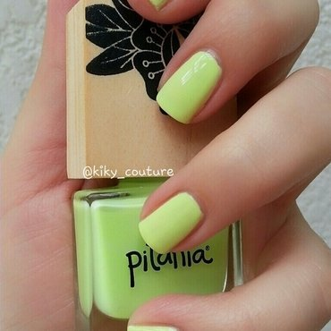 Pitahia Mimosa Swatch by Ximena Echenique