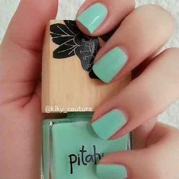 Pitahia Verbena Swatch by Ximena Echenique