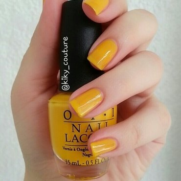 OPI Need Sunglasses? Swatch by Ximena Echenique