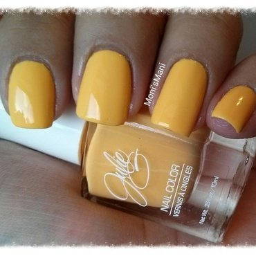 Julie G canary islands Swatch by Moni'sMani
