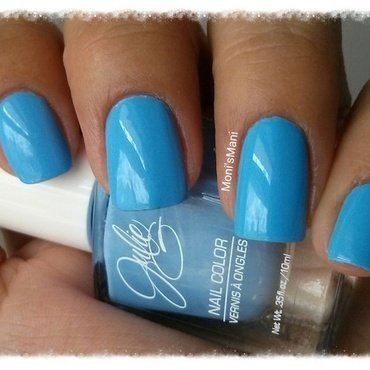 Julie G Santorini Swatch by Moni'sMani