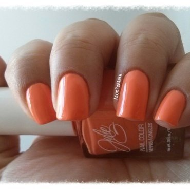 Julie G old San juan Swatch by Moni'sMani
