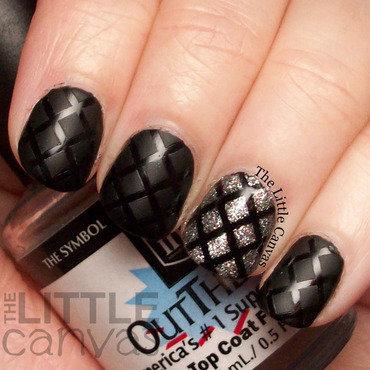 Matte glossy nails 4 thumb370f