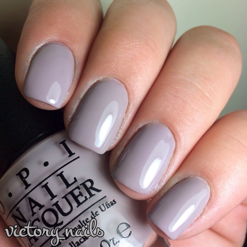 OPI Taupeless beach Swatch by Nicole
