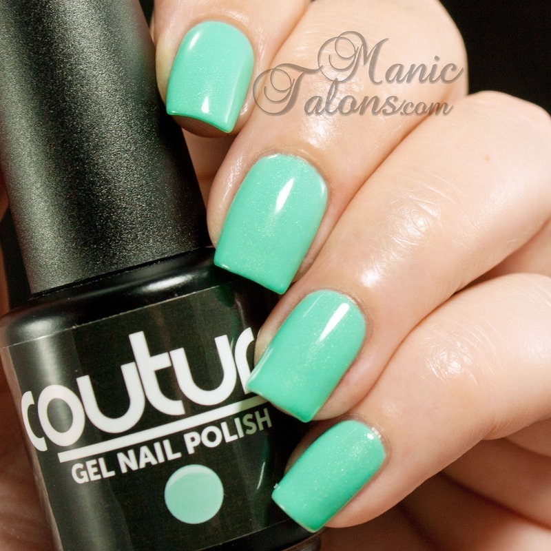 Couture Gel Polish Million $ Tweet Swatch by ManicTalons