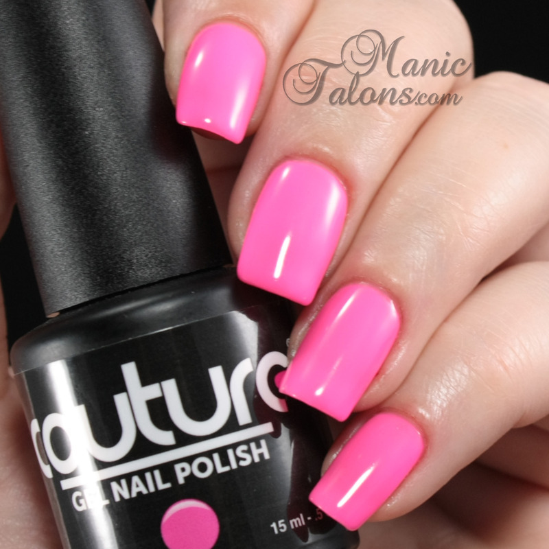 Couture Gel Polish Come On Barbie! Swatch by ManicTalons