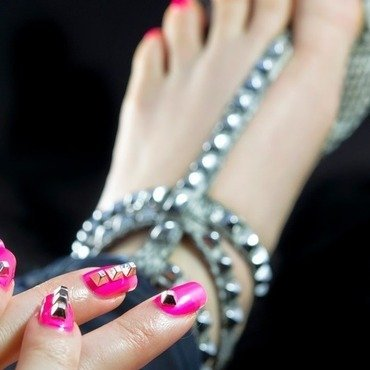 Studded nails and shoes 2 thumb370f