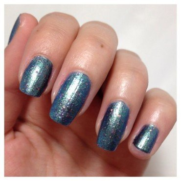 piCture pOlish Paradise Swatch by Dju Nails