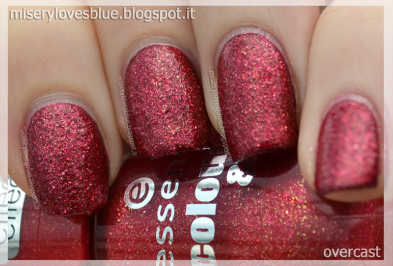 Essence Me And My Lover Swatch by MiseryLovesBlue
