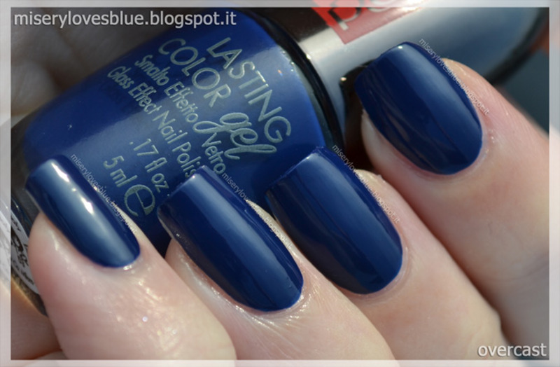 PUPA 053 Pacific Beauty Swatch by MiseryLovesBlue