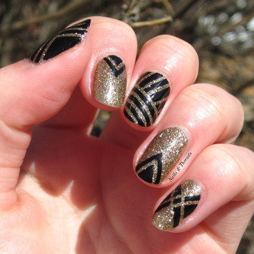 Black gold striping prom3 thumb370f