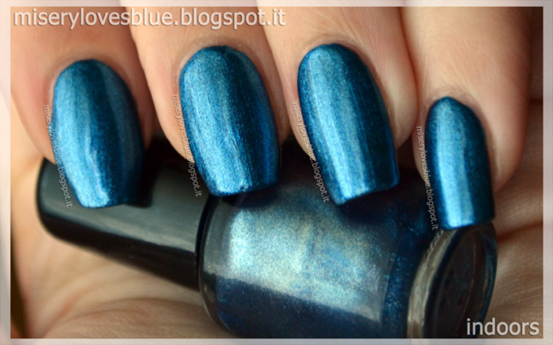 Beauty By Angel Mini #34 Swatch by MiseryLovesBlue ...
