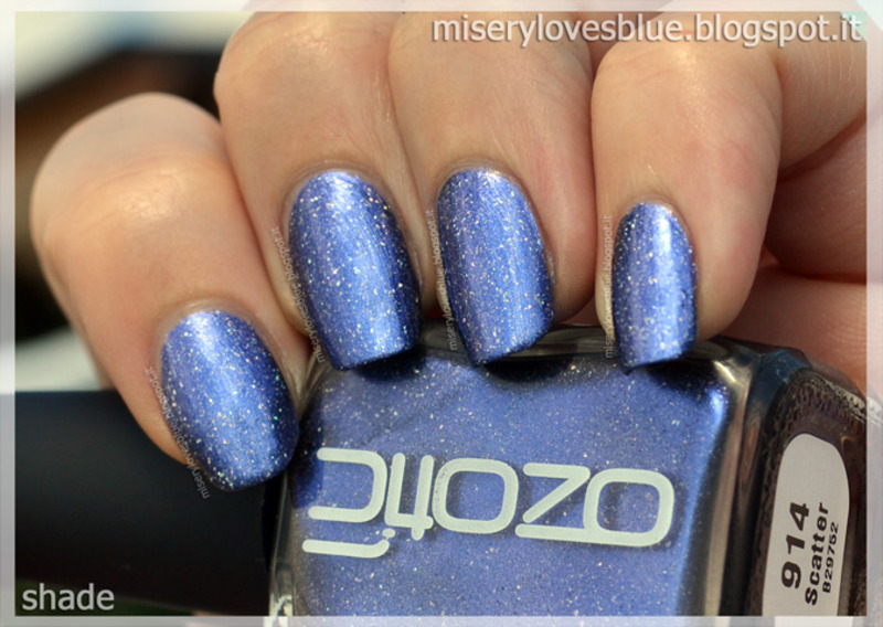 Ozotic 914 Scatter Swatch by MiseryLovesBlue