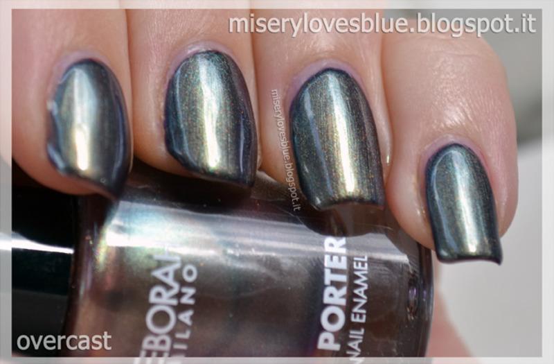 Deborah Milano Pret à Porter 07 Rainbow Blazer Swatch by MiseryLovesBlue