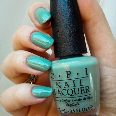 OPI Thanks A Windmillion Swatch by Yenotek