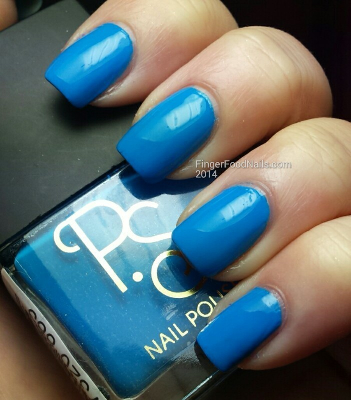Primark PS Blue Swatch by Sam