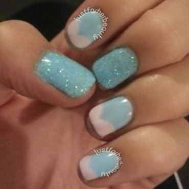 nails by Just For Her Beauty nail art by Just For Her Beauty