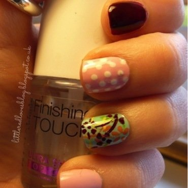 This morning flower nails thumb370f
