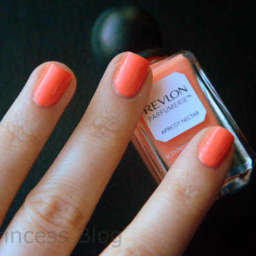 Revlon Parfumerie Apricot Nectar Swatch by 9th Princess