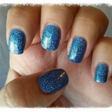 Kleancolor holo chrome Swatch by Moni'sMani