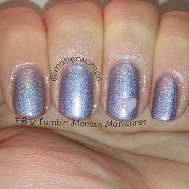 A England Princess Tears Swatch by Mama's Manicures (maherwoman)