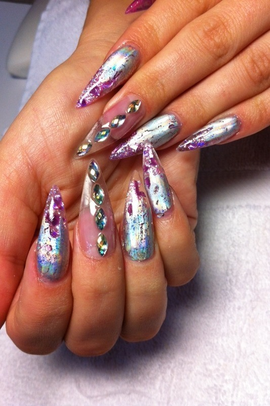 Barbie nails nail art by russian princess nailpolis museum of more by russian princess prinsesfo Choice Image