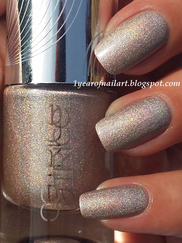 Catrice Limited Edition Haute Future iROSEdescent Swatch by Margriet Sijperda