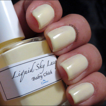 Liquid sky lacquer baby chick thumb370f