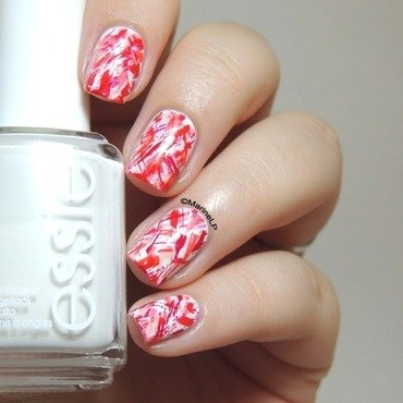 Easy abstract nails guylond red ombre kit  2  thumb370f