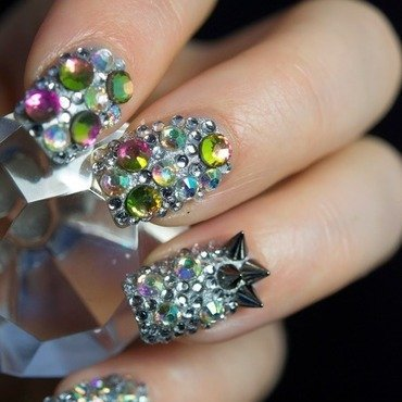 Full crystal nails 4 thumb370f