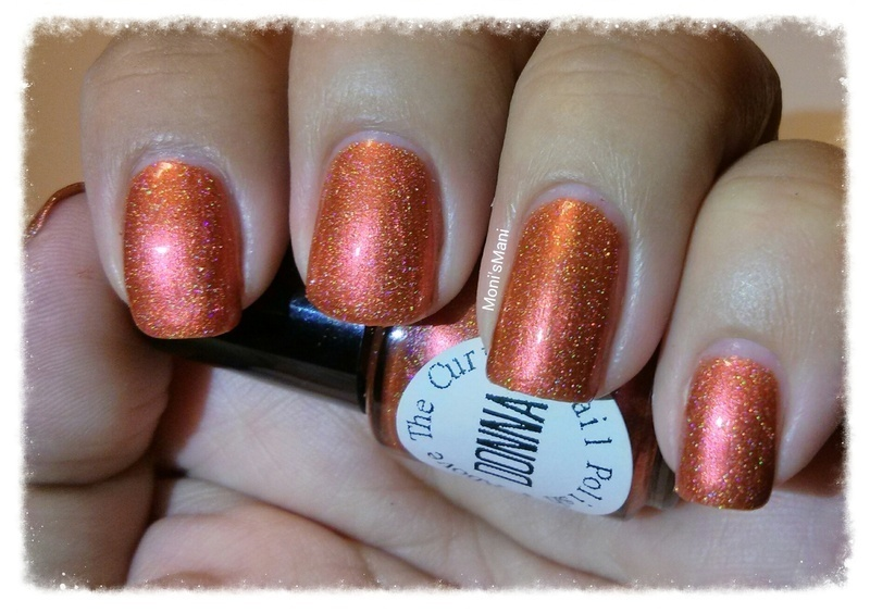 Above the Curve donna Swatch by Moni'sMani
