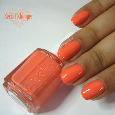 Essie Serial Shopper Swatch by OnailArt