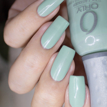 Orly Jealous, Much ? Swatch by Lizana Nails
