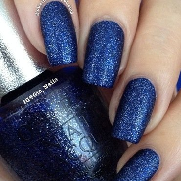 OPI DS Lapis Swatch by Giovanna - GioNails