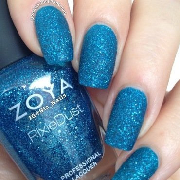 Zoya Liberty Swatch by Giovanna - GioNails