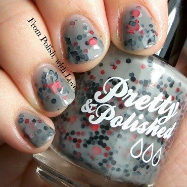 Pretty & Polished You Don't Know Jock Swatch by Dani