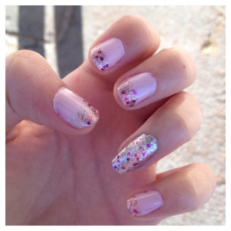 Wedding nails #3 nail art by Dju Nails