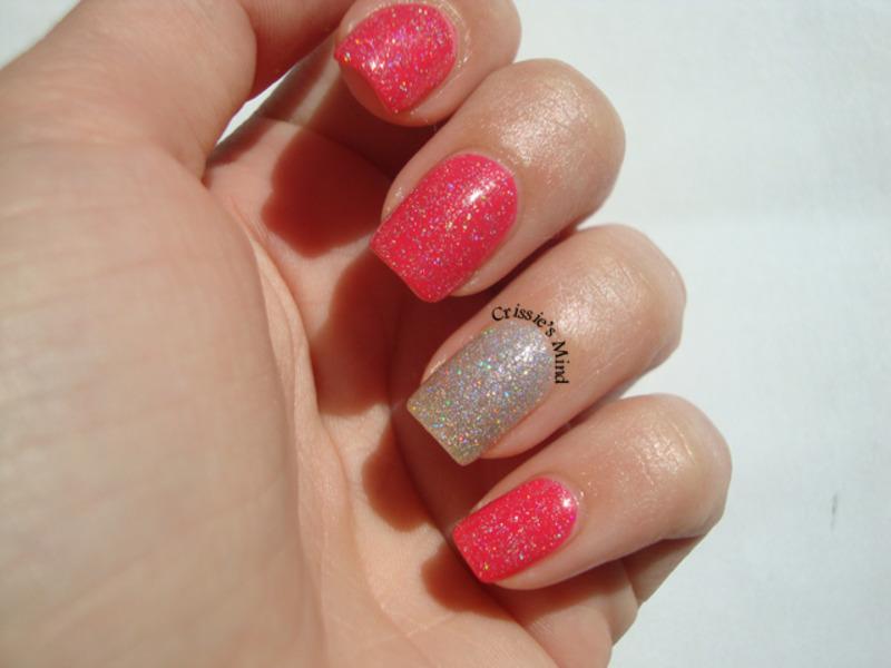 That's so fetch! nail art by Christina