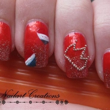 Kingsday Nailart nail art by Nailart Creations