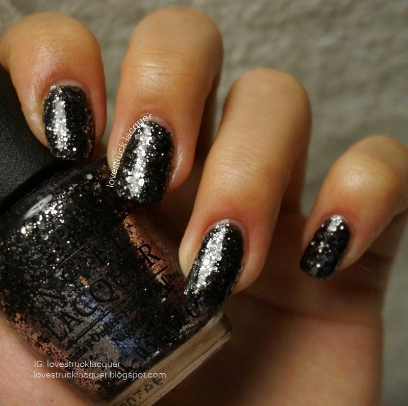 OPI Metallic 4 Life Swatch by Stephanie L