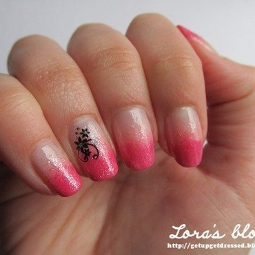 Sponged pink nails04 thumb370f