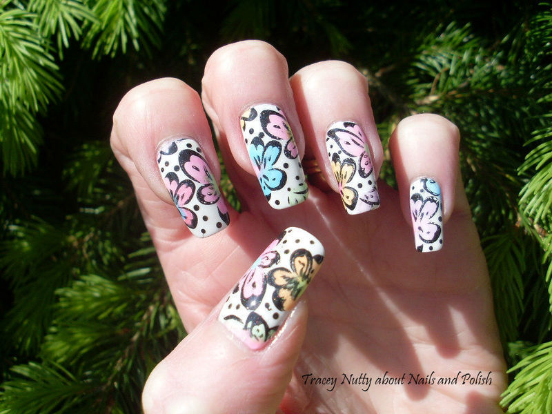 I love my Mum nail art by Tracey - Bite no more - Nailpolis: Museum ...